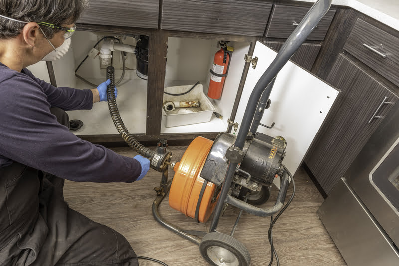 Why you Need Drain Cleaning and Maintenance - Plumbing Paramedics - Expert Plumbers Calgary - Featured Image